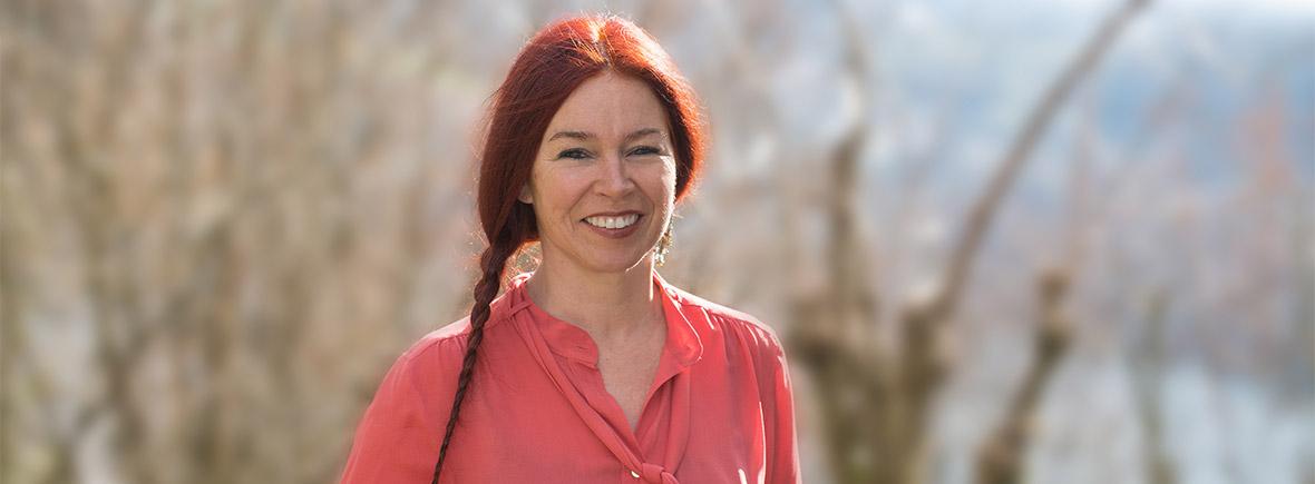 Monika Albiez Yogalehrerin und Therapeutin